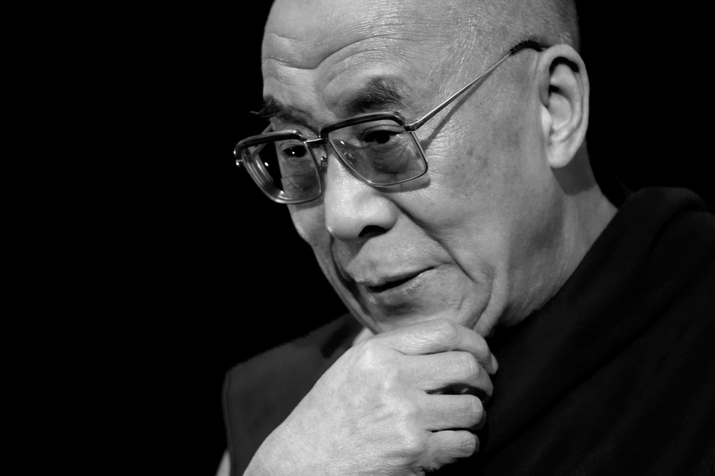 Dalai Lama Photo © Jamie Williams