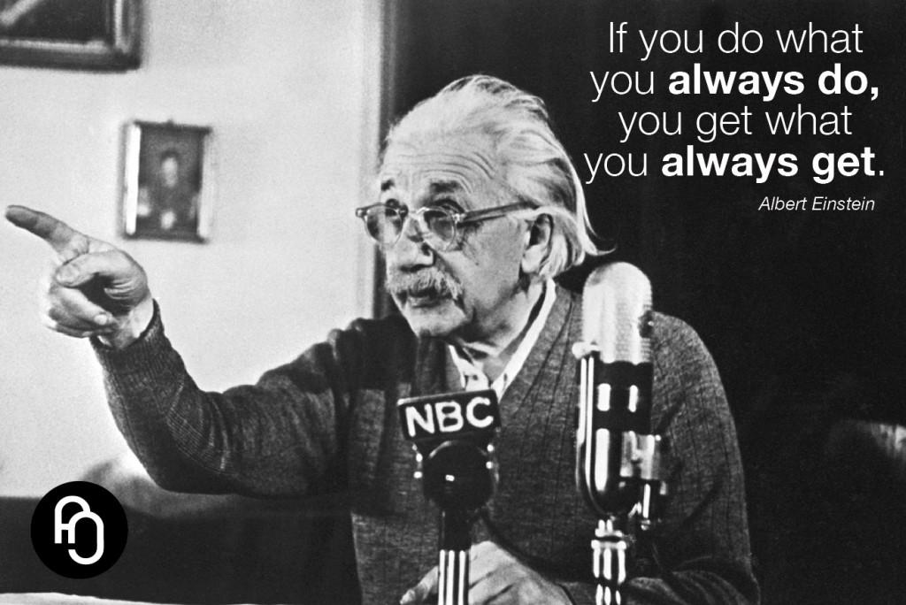 Einstein knows
