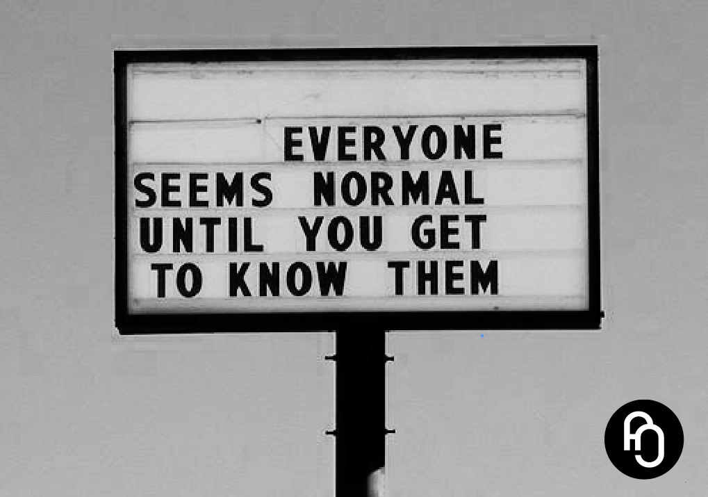 What's normal?