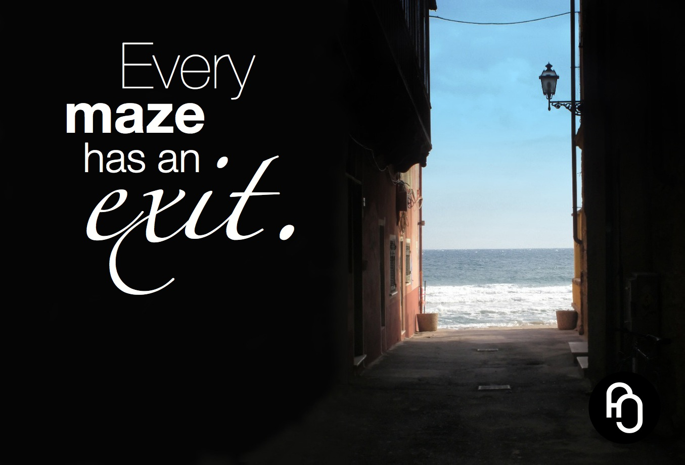 focusNjoy #59: Every maze has an exit