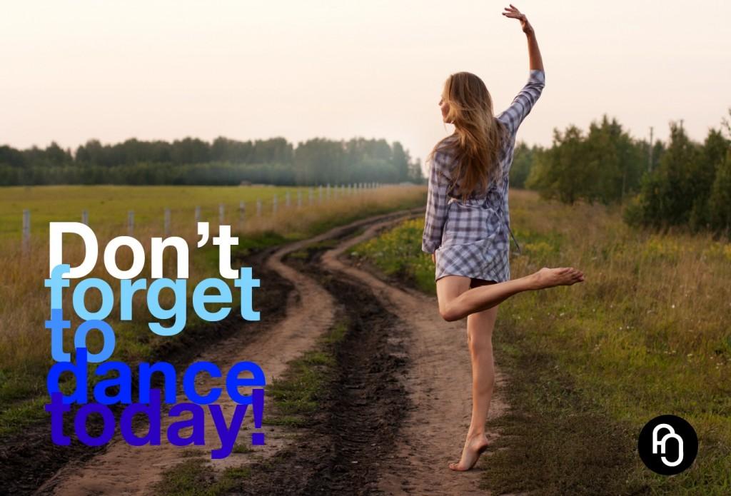 So, do a little dance :-)